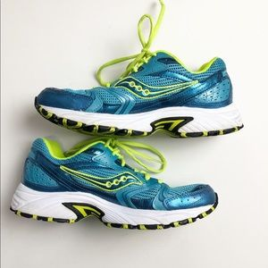 Running Shoes Saucony Women 9 S15209-5 Walk